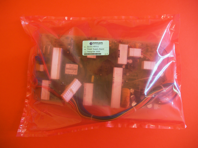 Q1251-69312; Repasovaný; HP Power Supply Unit for HP DesignJet 5500
