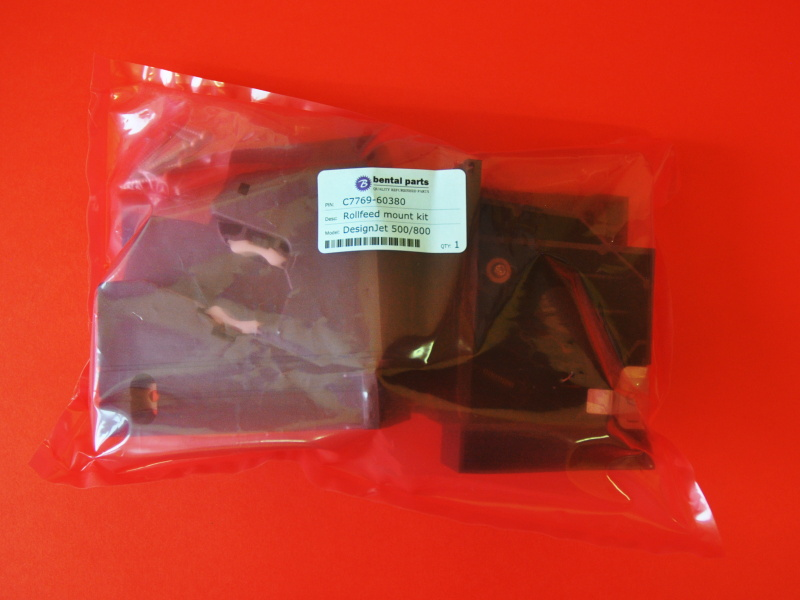 HP C7769-60380 Rollfeed mount kit for HP DesignJet 500 800 815 820