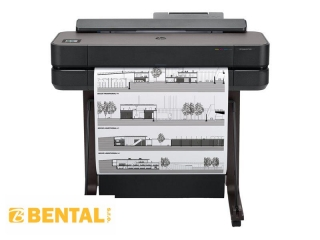 5HB08A#B19, HP DesignJet T650 24-in Printer