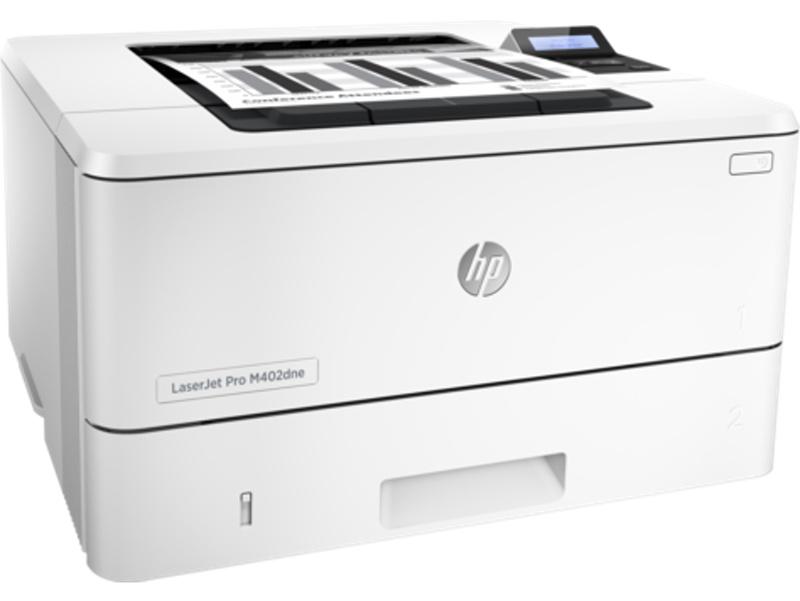 Tiskárna HP LaserJet Pro M402dne - záruka 3 roky