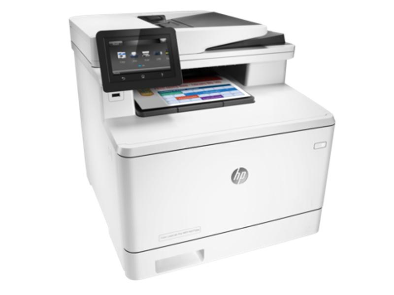 Multifunkční tiskárna HP Color LaserJet Pro M377dw - záruka 3 roky