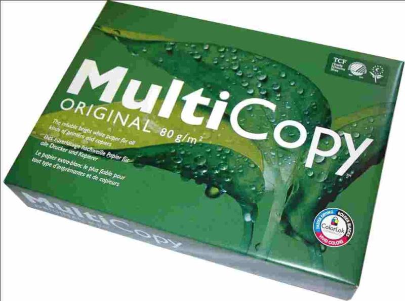 Papír MultiCopy A3 80 g/m2 500 listů