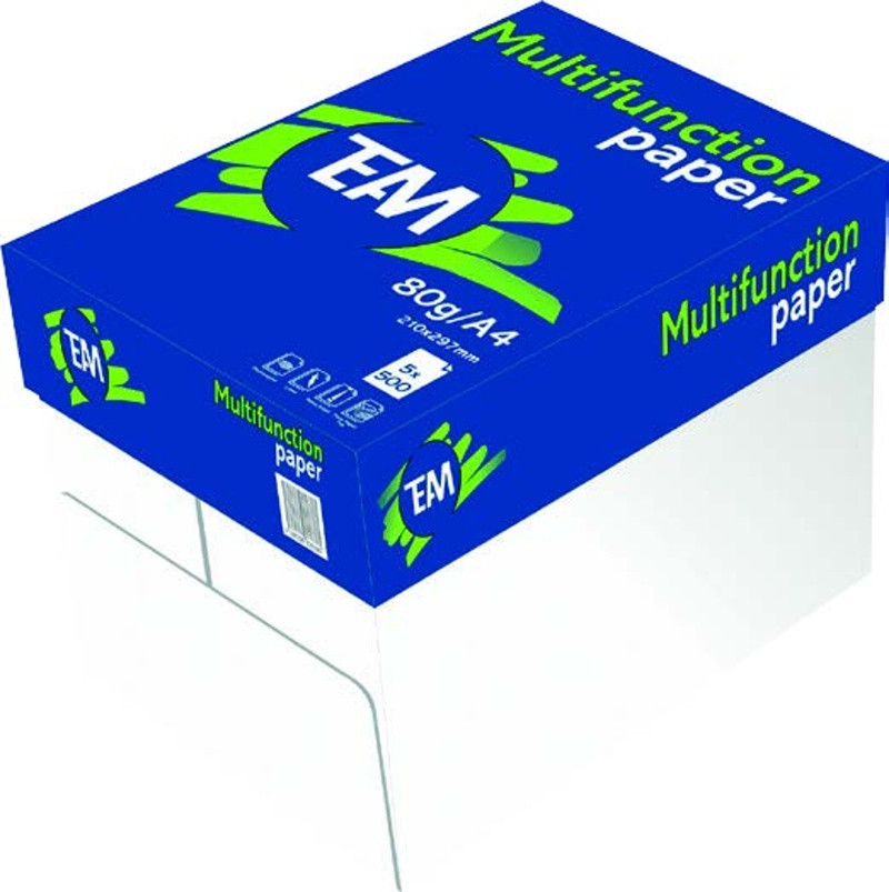 Papír Team A3 80 g/m2 500 listů