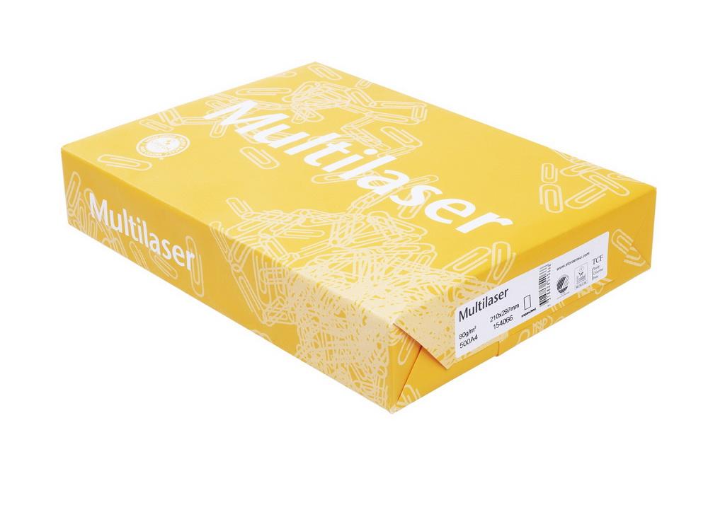Papír Multilaser A3 80 g/m2 500 listů