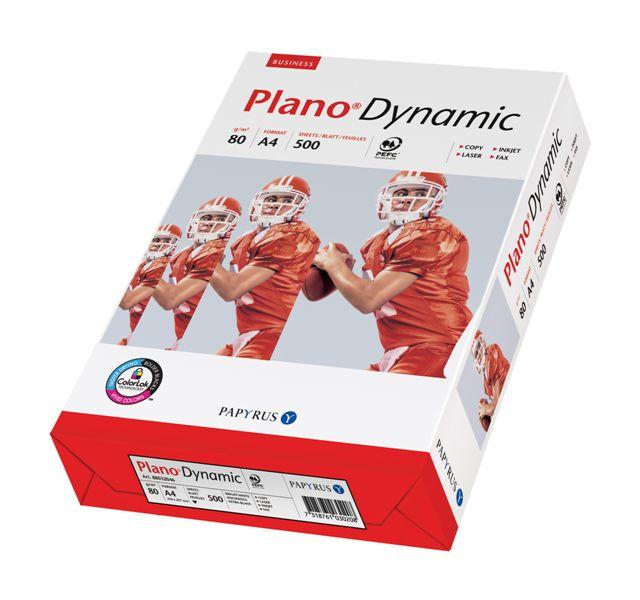 Papír Plano Dynamic A3 80 g/m2 500 listů