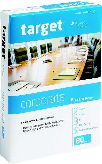 Papír Target Corporate A3 80 g/m2 500 listů